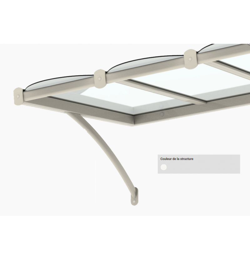 marquise aluminium auvent marquise porte classic. Black Bedroom Furniture Sets. Home Design Ideas
