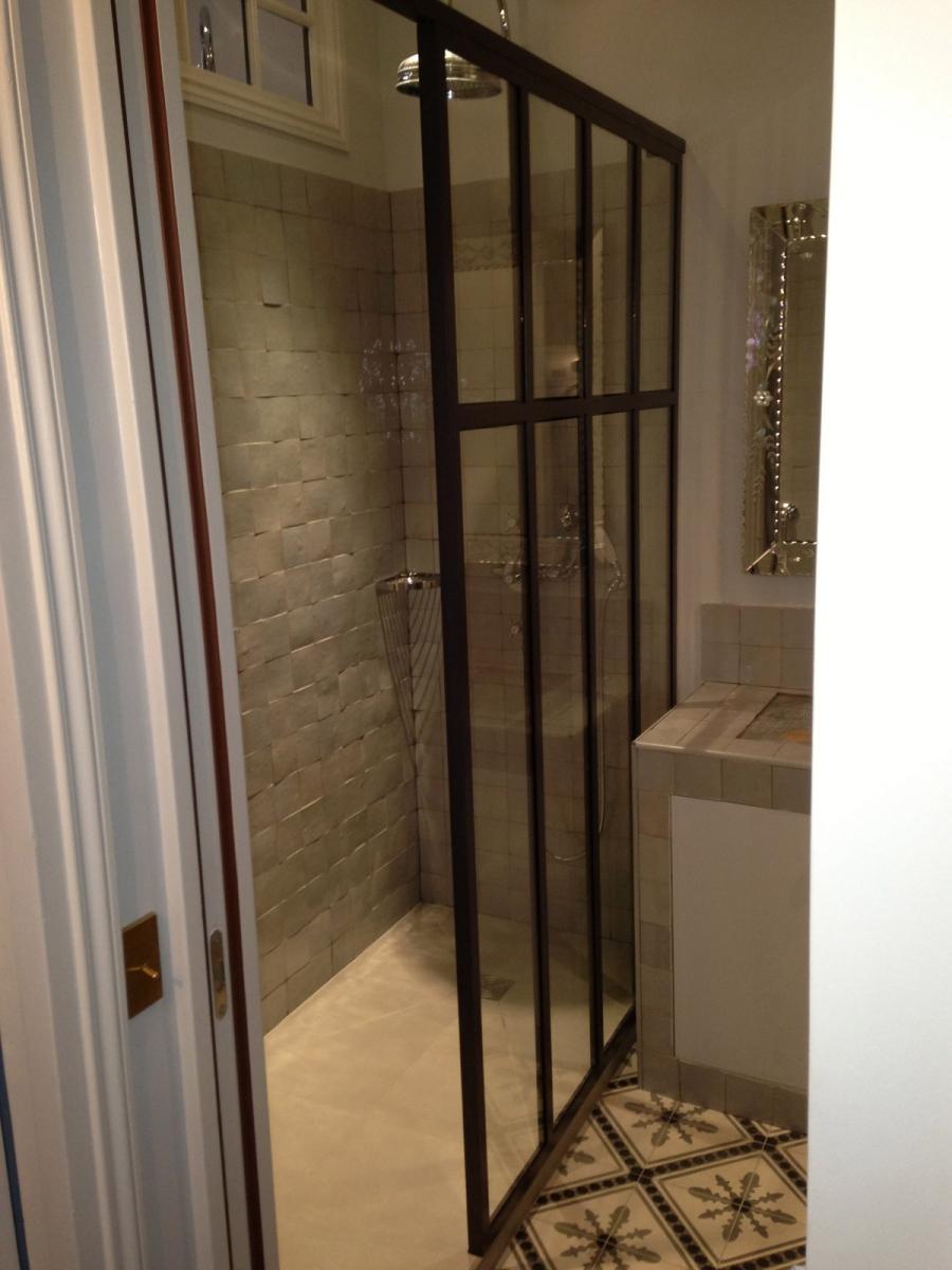 verri re atelier d atelier d artiste verri re sur mesure loft verri re sur mesure. Black Bedroom Furniture Sets. Home Design Ideas